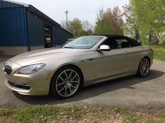 2012 BMW 650 i, Convertible, Only 32k Convertible
