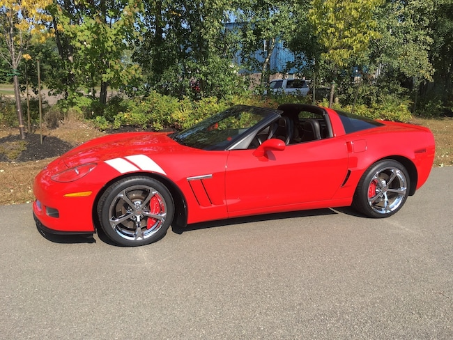 2011 Chevrolet Corvette Z16 Grand Sport w/4LT, Immaculate!! Coupe