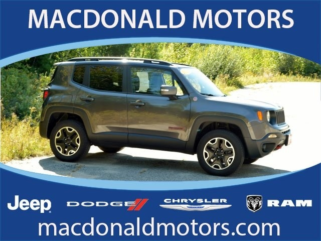 2016 Jeep Renegade SUV