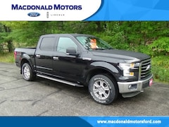 Used Cars  2015 Ford F-150 XLT Crew Cab Short Bed Truck For Sale in Center Conway NH