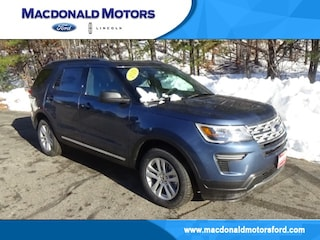 New Cars  2019 Ford Explorer XLT SUV For Sale in Conway NH