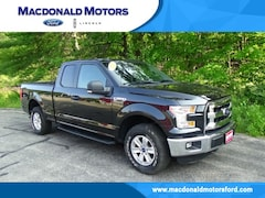 Used Cars  2015 Ford F-150 XLT Extended Cab Short Bed Truck For Sale in Center Conway NH