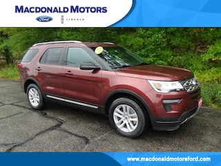 New Cars  2018 Ford Explorer XLT SUV For Sale in Conway NH