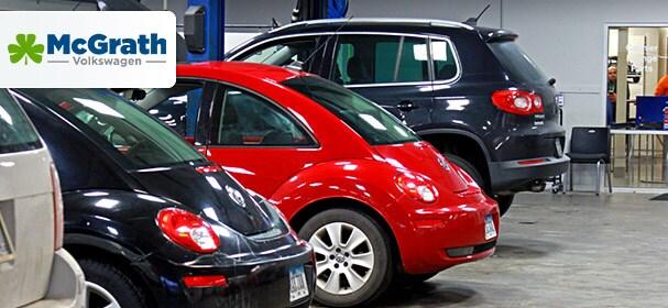 Volkswagen Service & Repair