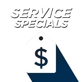Marion Volkswagen Service Specials
