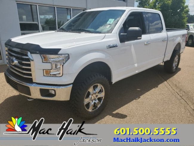 2017 Ford F-150 XLT Crew Cab Pickup - Short Bed