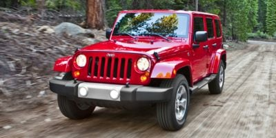 2016 Jeep Wrangler Unlimited Sahara Sport Utility