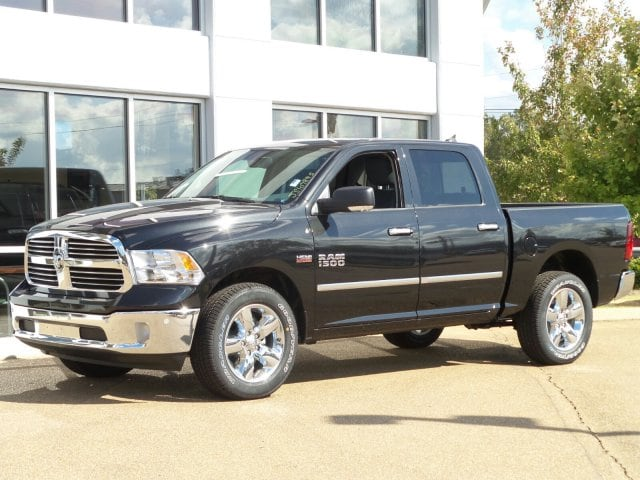 2018 Ram 1500 Big Horn Short Bed