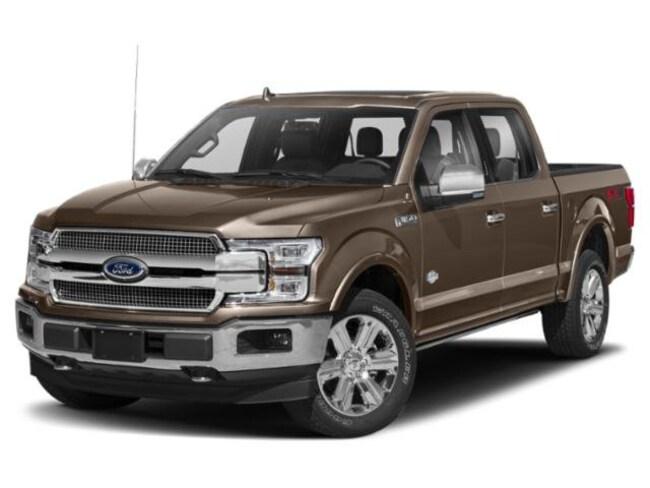 New 2019 Ford F-150 Platinum Truck SuperCrew Cab in Desoto, TX
