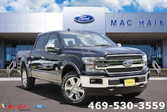 New 2019 Ford F-150 King Ranch Truck SuperCrew Cab 1FTEW1E4XKFC31607 in Desoto, TX