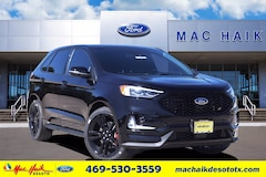 New 2020 Ford Edge ST Crossover 2FMPK4AP3LBB34186 in Desoto, TX