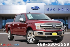 New 2019 Ford F-150 Lariat Truck SuperCrew Cab 1FTEW1E49KKD80646 in Desoto, TX