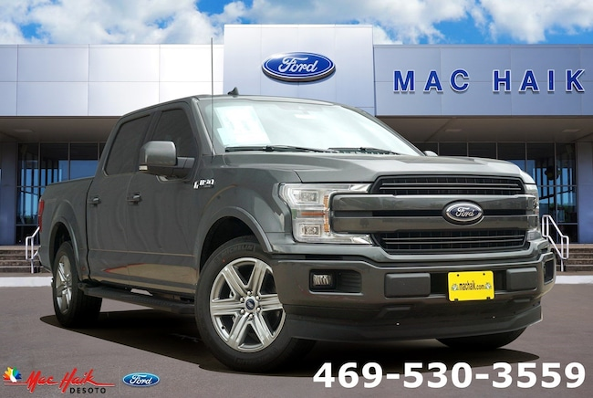New 2019 Ford F-150 Lariat Truck SuperCrew Cab in Desoto, TX