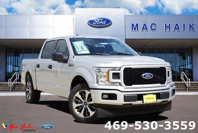 New 2019 Ford F-150 STX Truck SuperCrew Cab in Desoto, TX
