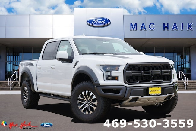 New 2019 Ford F-150 Raptor Truck SuperCrew Cab in Desoto, TX