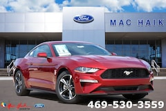 New 2019 Ford Mustang EcoBoost Coupe 1FA6P8TH6K5189528 in Desoto, TX