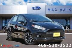 Bargain 2016 Ford Fiesta SE Hatchback for sale in De Soto, TX