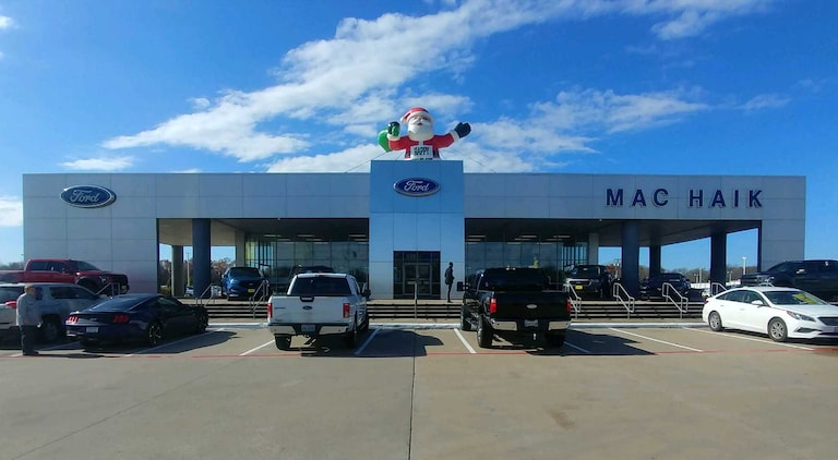 Ford Dealer Locator >> Mac Haik Ford New 2019 2020 Used Ford Dealer In Desoto Tx