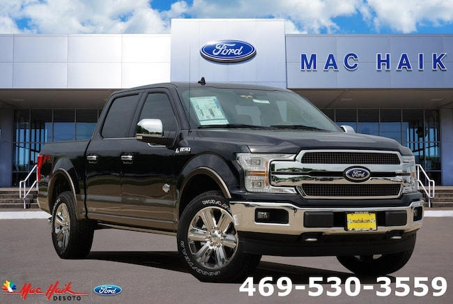 New 2019 Ford F-150 King Ranch Truck SuperCrew Cab in Desoto, TX