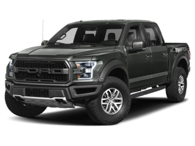 New 2019 Ford F-150 Raptor Truck SuperCrew Cab in Desoto, TX