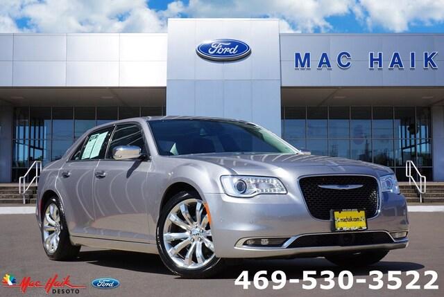 Used 2018 Chrysler 300 For Sale at Mac Haik Ford   VIN