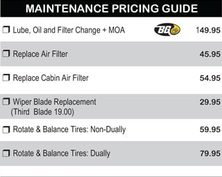 Diesel Maintenance Guide