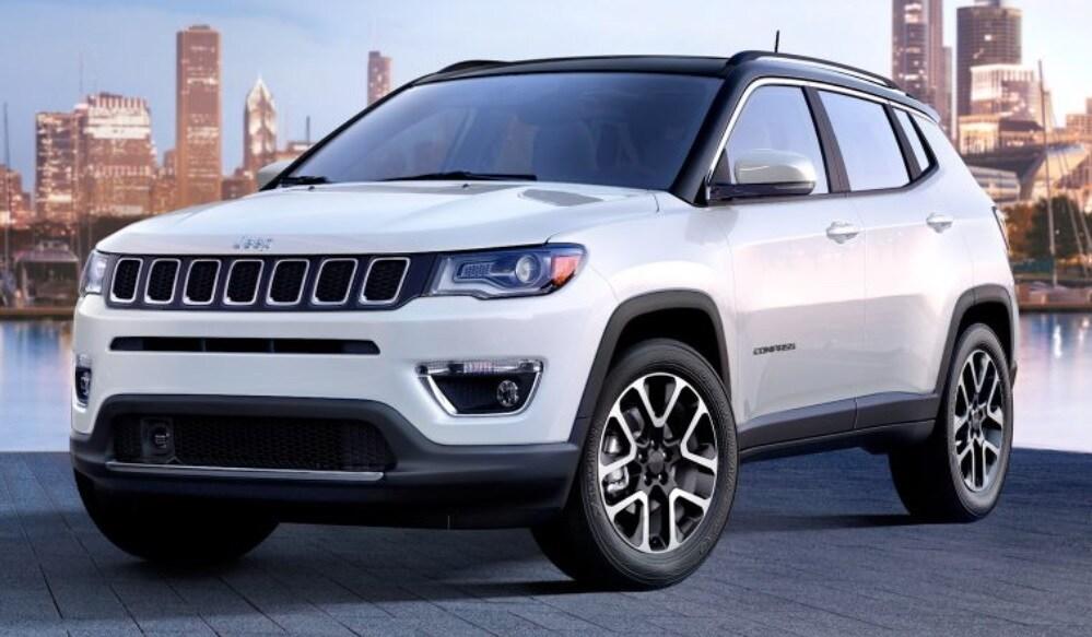 2018 Jeep Comp dealer in Temple Killeen Waco TX
