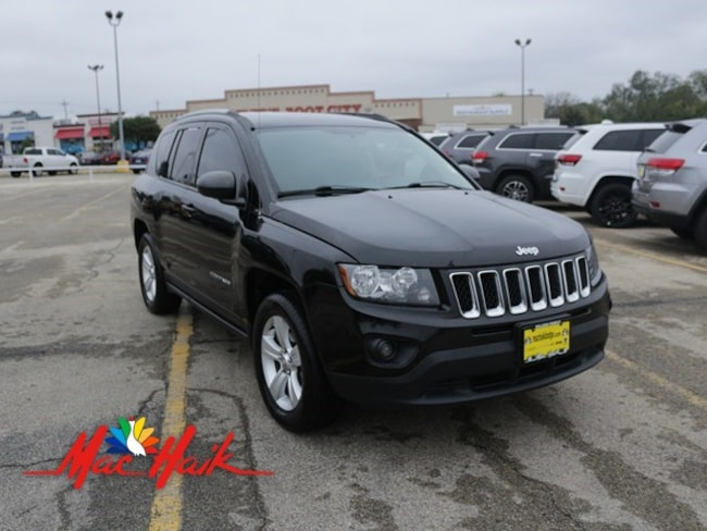 2015 Jeep Compass Sport Sport Utility