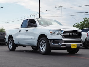 2019 Ram 1500 TRADESMAN QUAD CAB 4X2 6'4 BOX