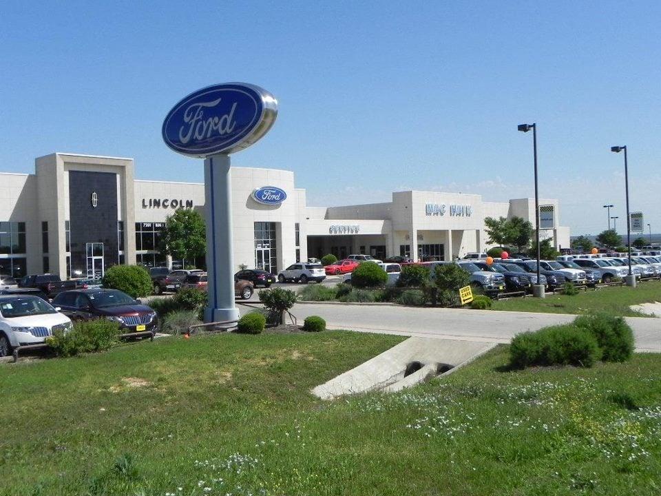 Mac Haik Georgetown   New 2018 Ford & Used Cars near Austin