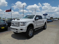 New 2017 Ford F-150 4X4 TUSCANY FTX EDITION Truck SuperCrew Cab in Georgetown, TX