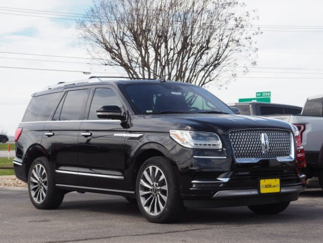 New 2018 Lincoln Navigator Select (DEMO) 4x2 Select for sale in Georgetown TX