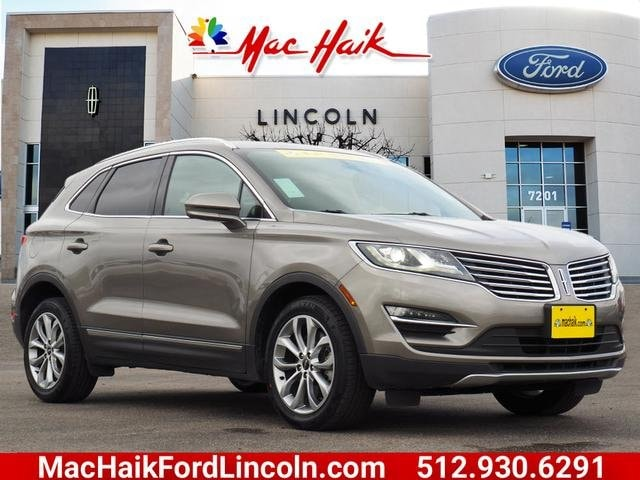 2016 Lincoln MKC Select FWD  Select