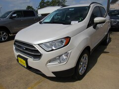 New 2018 Ford EcoSport SE SUV for sale in Houston at Mac Haik Ford Inc.