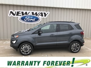 New 2019 Ford EcoSport SES Crossover in Coon Rapids, IA