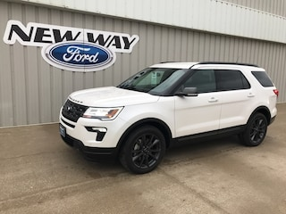 New 2019 Ford Explorer XLT SUV in Coon Rapids, IA