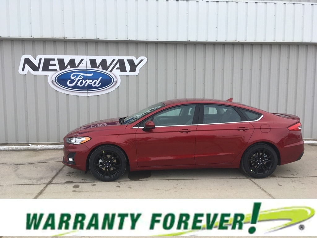 Featured new 2019 Ford Fusion SE Sedan for sale in Coon Rapids, IA
