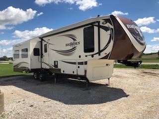 Used 2014 Bighorn 3585RL in Coon Rapids