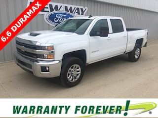 Used 2018 Chevrolet Silverado 2500HD LT Crew Cab Short Bed Truck in Coon Rapids