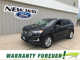 New 2019 Ford Edge SEL Crossover in Coon Rapids, IA