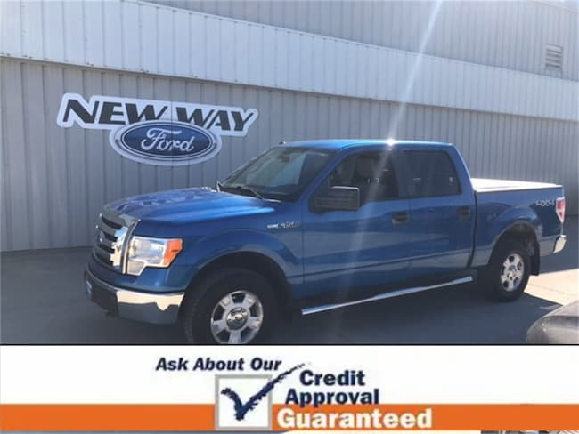 2009 Ford F-150 Crew CAB Crew Cab Short Bed Truck