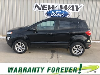 New 2018 Ford EcoSport SE Crossover in Coon Rapids, IA