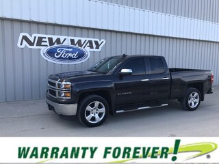Used 2015 Chevrolet Silverado 1500 Extended Cab Truck in Coon Rapids, IA