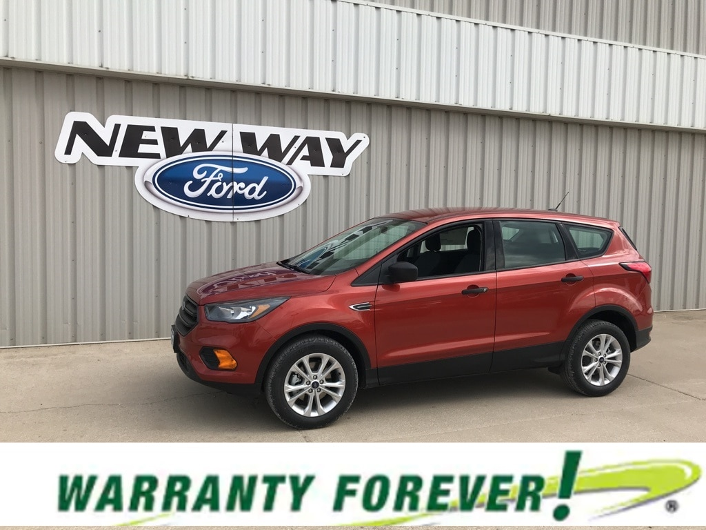 Featured new 2019 Ford Escape S SUV for sale in Coon Rapids, IA