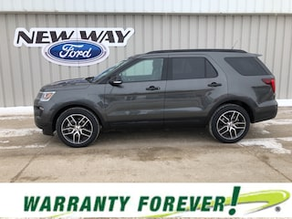2019 Ford Explorer Sport SUV in Coon Rapids, IA