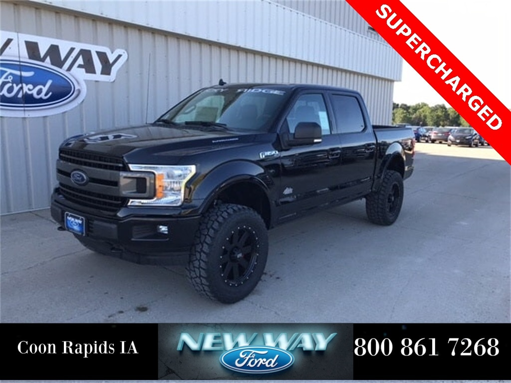 Used 2018 Ford F-150 XLT Truck for sale Coon Rapids, IA