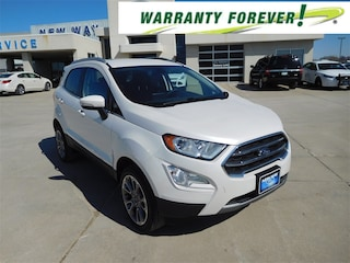 Used 2018 Ford EcoSport Titanium SUV in Coon Rapids