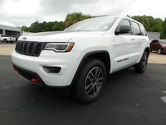 New 2019 Jeep Grand Cherokee TRAILHAWK 4X4 Sport Utility 1C4RJFLT0KC655791 Columbia MS
