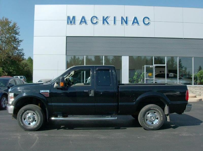 2009 Ford F-250 Extended Cab Truck