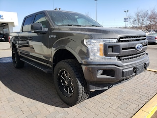 2018 Ford F-150 XLT   Lifted   Truck SuperCrew Cab